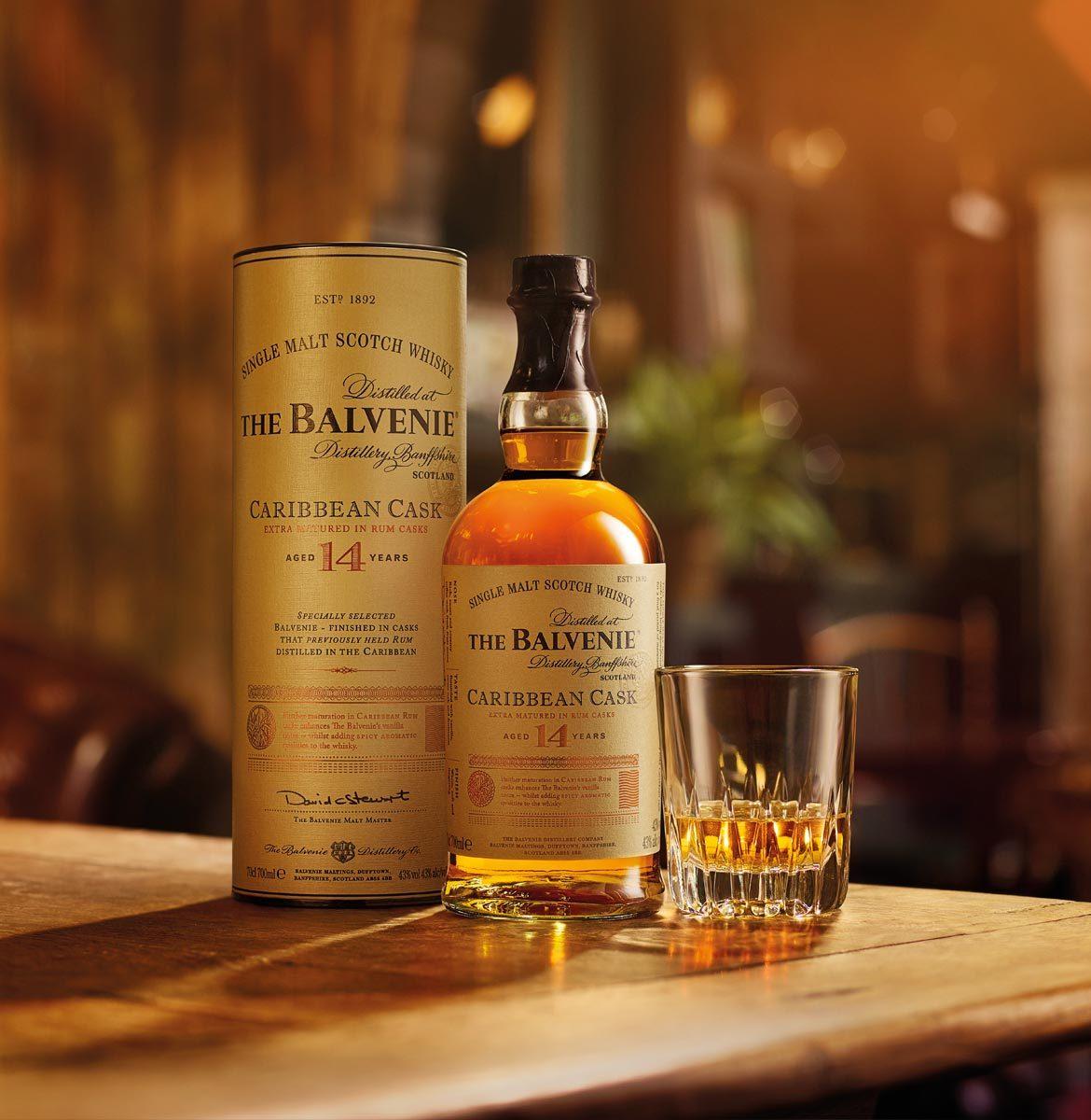Whisky-loterij! Win een fles Balvenie Caribbean Cask 14y (altijd prijs)