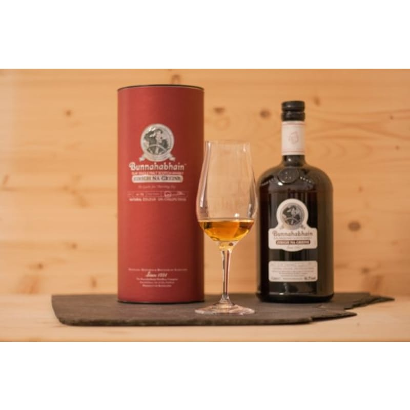 Whisky-loterij! Win een fles Bunnahabhain Eirigh Na Greine Red Whine 1L